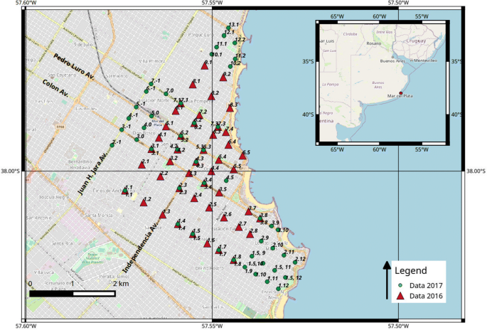 Magnetic Biomonitoring Using Native Lichens: Spatial Distribution ...