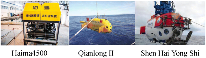 An Overview Of Submersible Research And Development In China Springerlink