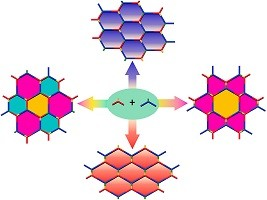 Effects Of Connecting Sequences Of Building Blocks On Reticular Synthesis Of Covalent Organic Frameworks Springerlink