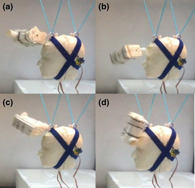 Head Impact Severity Measures for Small Social Robots Thrown ...
