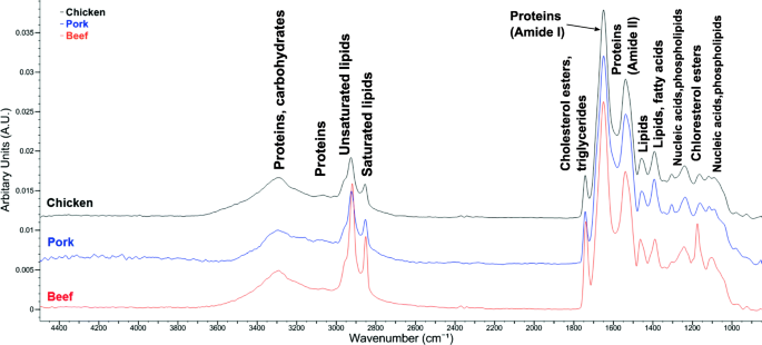 Authentication and Quality Assessment of Meat Products by Fourier ...
