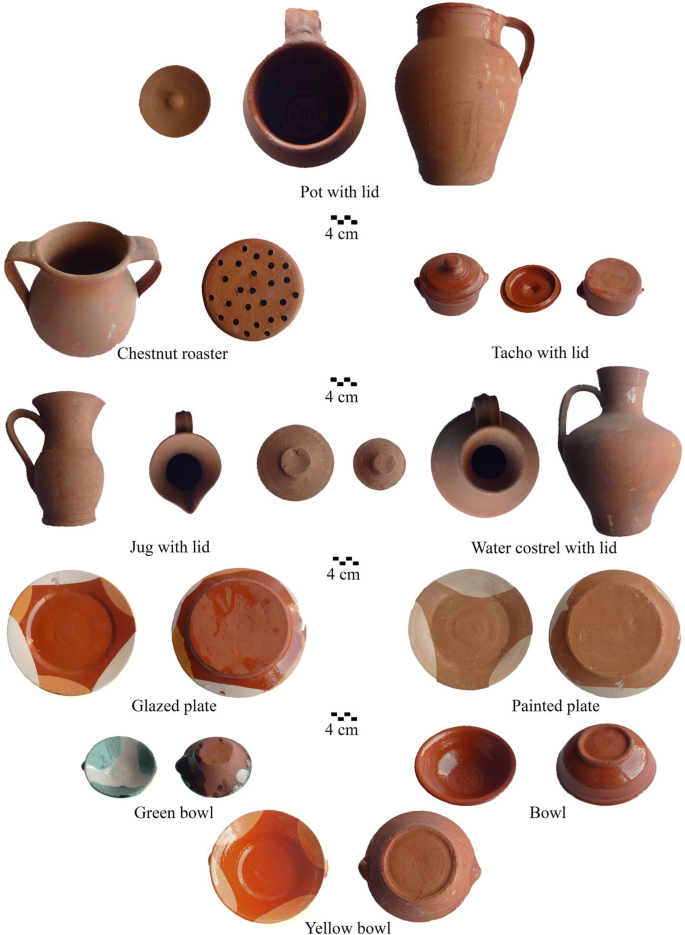 Comparative Pottery Technology Between The Middle Ages And Modern Times Santarem Portugal Springerlink