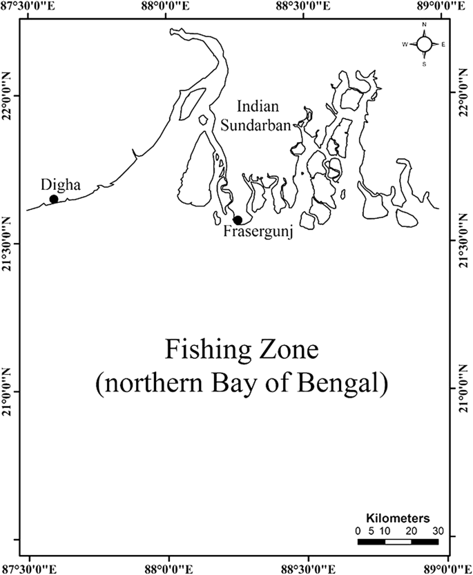 Trophic-level modelling of the coastal waters of the northern Bay ...