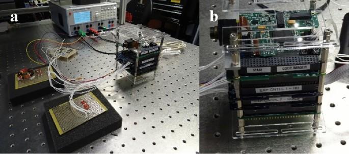 Gravity sensing: cold atom trap onboard a 6U CubeSat | SpringerLink