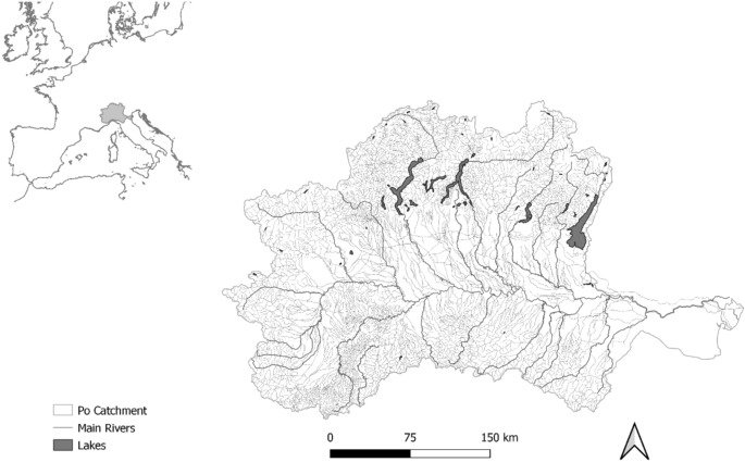 The retreat of the delta: a geomorphological history of the Po ...