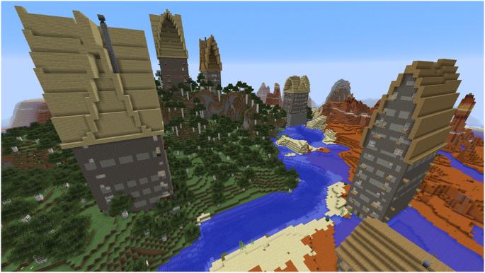 The Ai Settlement Generation Challenge In Minecraft Springerlink