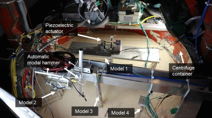 Assessment of bridge natural frequency as an indicator of scour ...