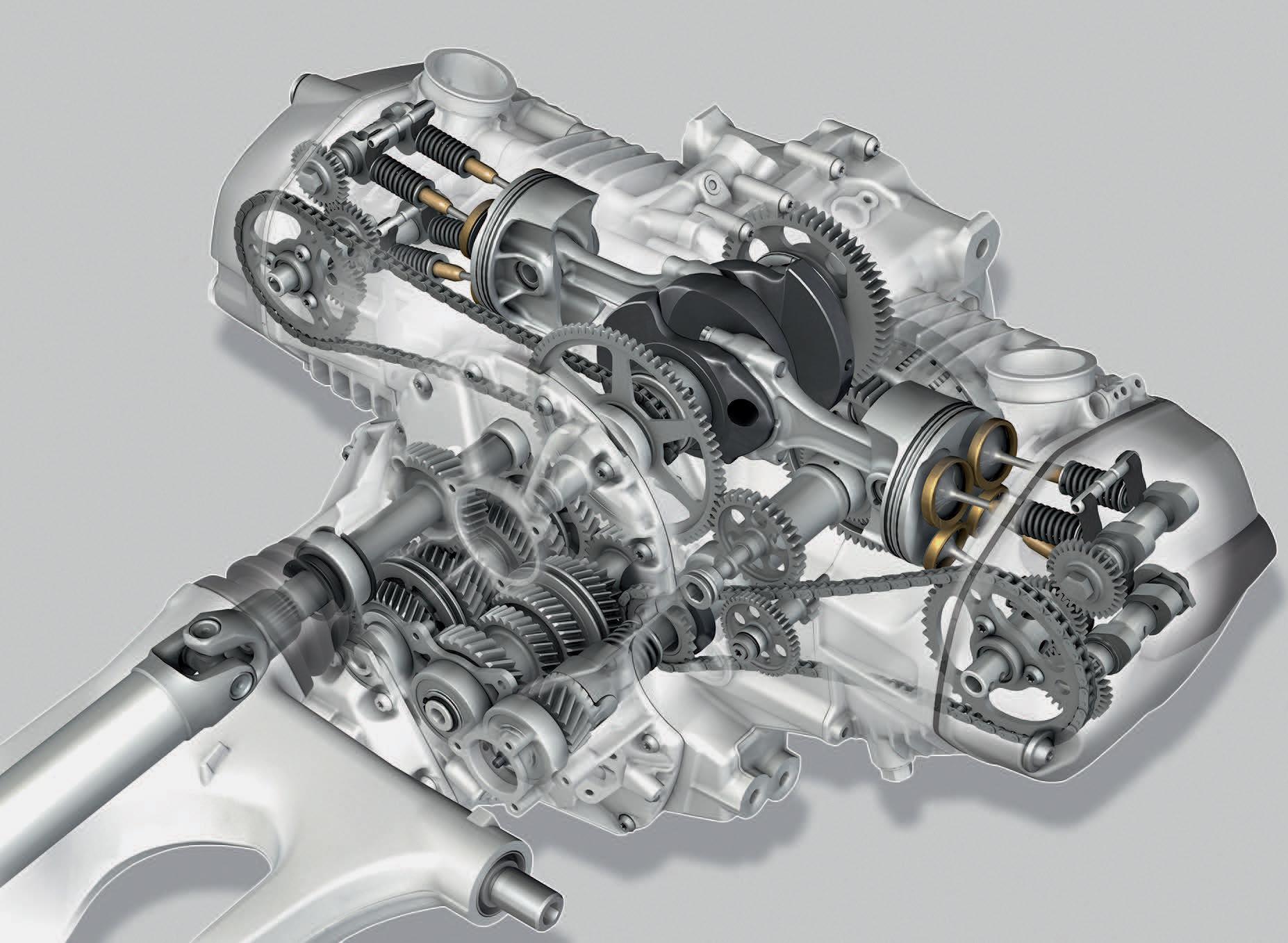 The New Boxer Engine From BMW Motorrad | SpringerLinkSpringerLink