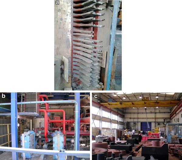 Energy audit experiences in foundries   SpringerLink