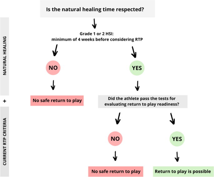 Return to Play After a Hamstring Strain Injury: It is Time to ...