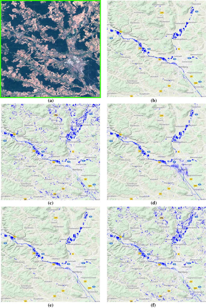 Potential of Large-Scale Inland Water Body Mapping from Sentinel-1 ...