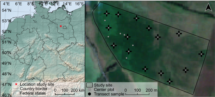 Estimating Grassland Parameters from Sentinel-2: A Model ...