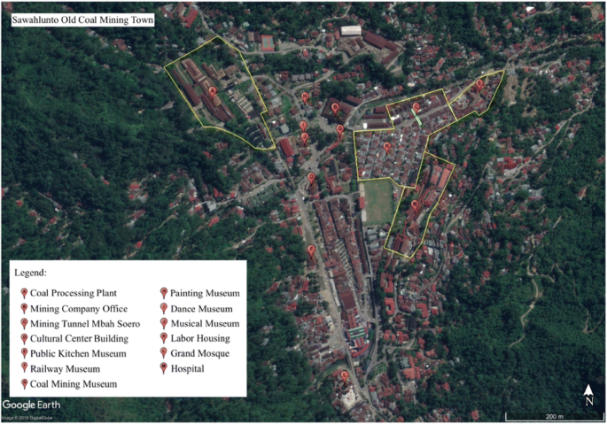 The Attractiveness Of A Post Mining City As A Tourist Destination From The Perspective Of Visitors A Study Of Sawahlunto Old Coal Mining Town In Indonesia Springerlink