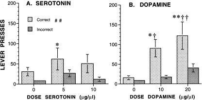 Serotonin-Dopamine Interactions in the Control of