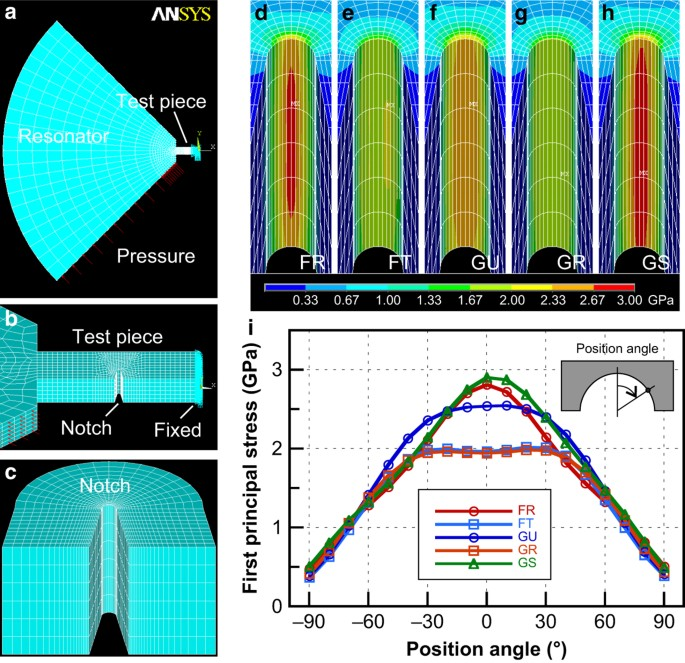 Crystal orientation-dependent fatigue characteristics in ...