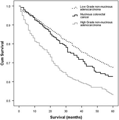 Mismatch Repair Deficiency As A Prognostic Factor In Mucinous Colorectal Cancer Modern Pathology