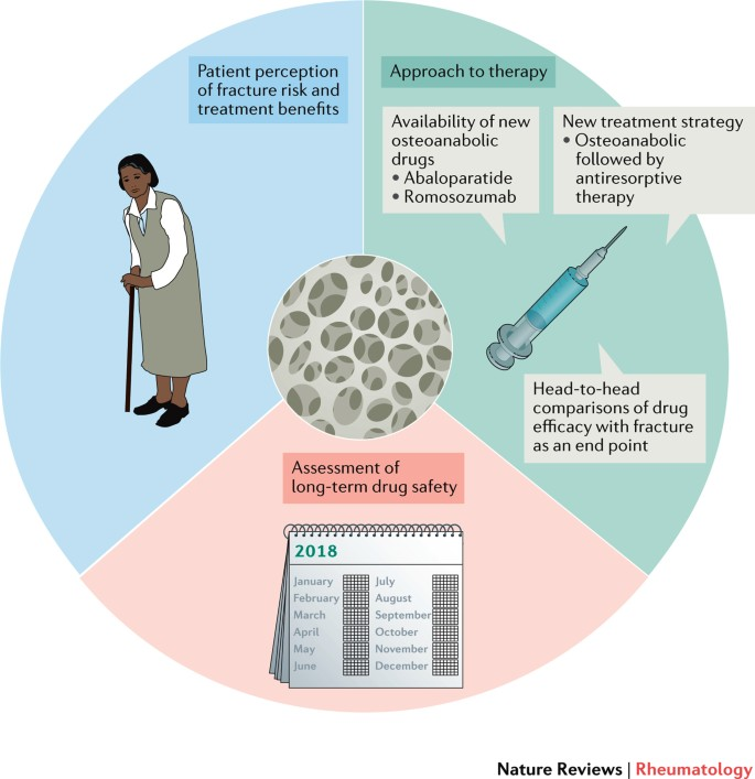 Addressing the crisis in the treatment of osteoporosis | Nature Reviews  Rheumatology