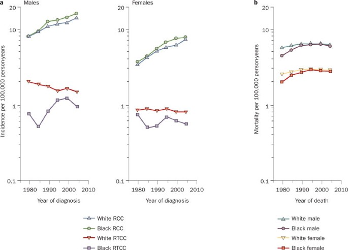Epidemiology And Risk Factors For Kidney Cancer Nature Reviews Urology