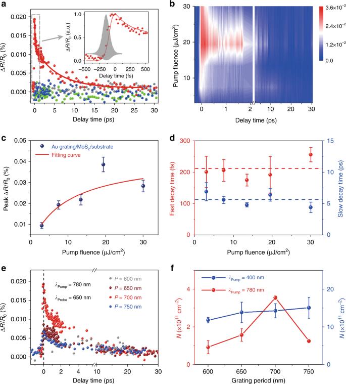 Direct observation of ultrafast plasmonic hot electron