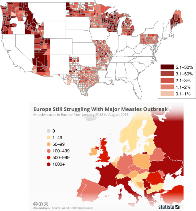 America and Europe\'s new normal: the return of vaccine-preventable ...