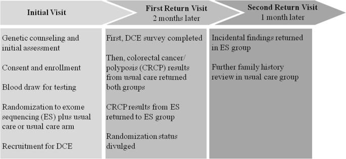 Patient Preferences For Massively Parallel Sequencing Genetic Testing Of Colorectal Cancer Risk A Discrete Choice Experiment European Journal Of Human Genetics