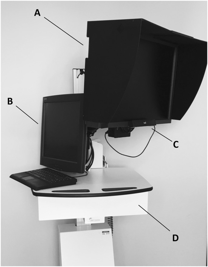 Detection and characterisation of visual field defects using