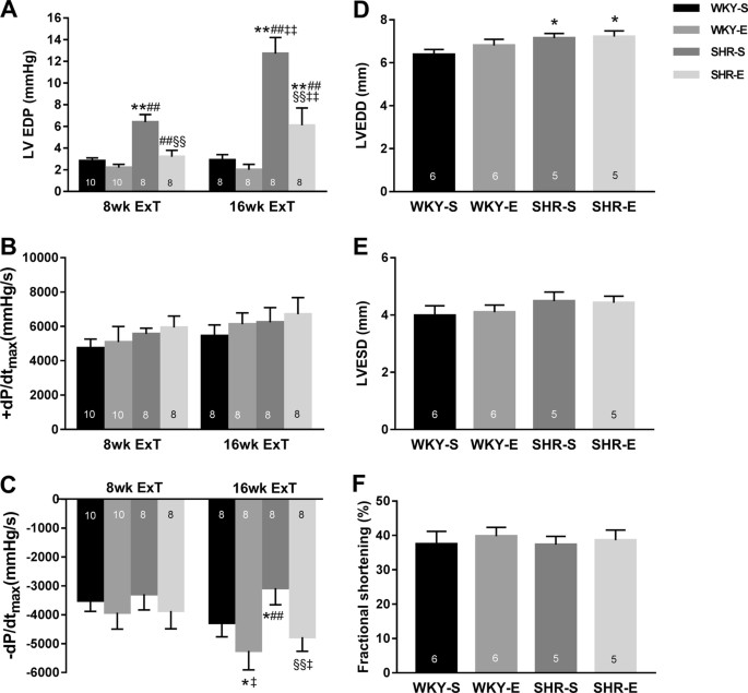 Prehypertension exercise training attenuates hypertension and