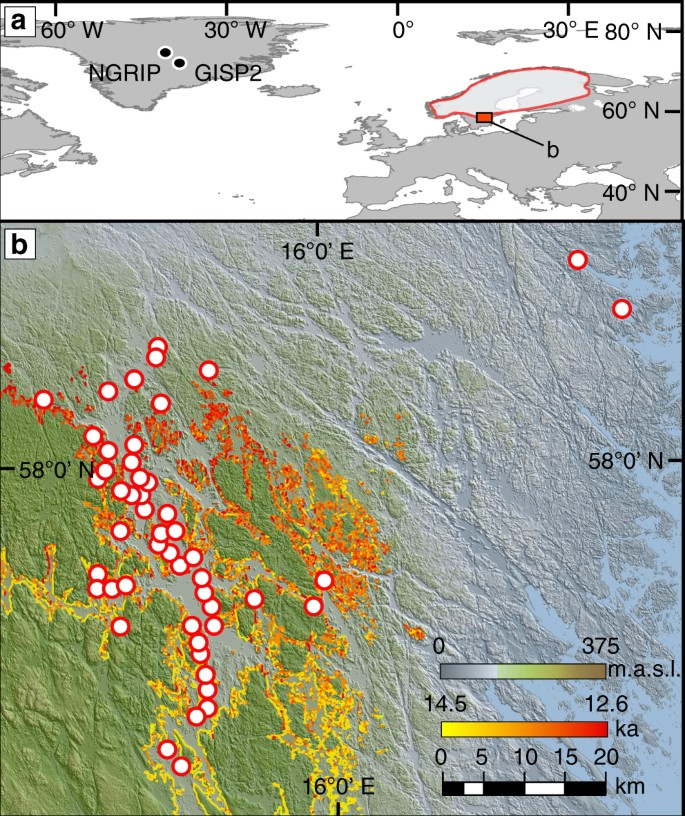 Enhanced ice sheet melting driven by volcanic eruptions during the