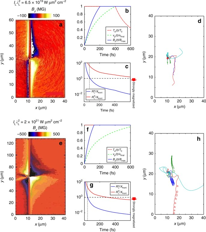 Self-generated surface magnetic fields inhibit laser-driven