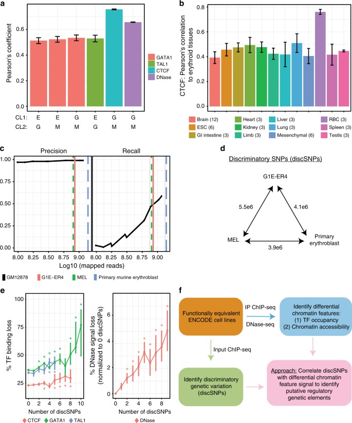 Exploiting genetic variation to uncover rules of transcription