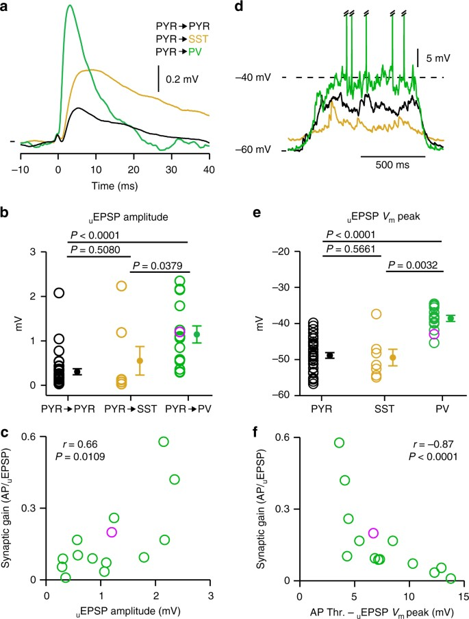 Single synaptic inputs drive high-precision action potentials in