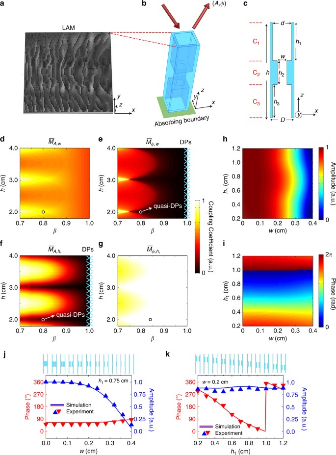 Fine manipulation of sound via lossy metamaterials with