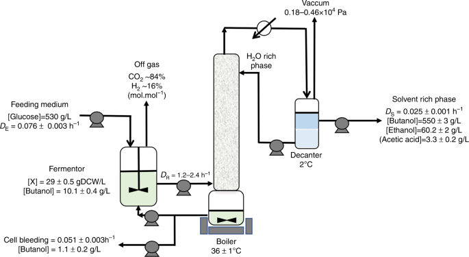 N Butanol Process Flow Diagram - Wiring Diagram Shw