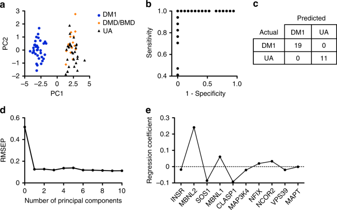 Analysis of extracellular mRNA in human urine reveals splice