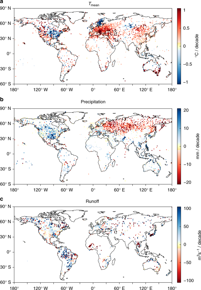Large increase in global storm runoff extremes driven by climate and