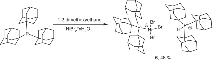 A highly active Ni(II)-triadamantylphosphine catalyst for