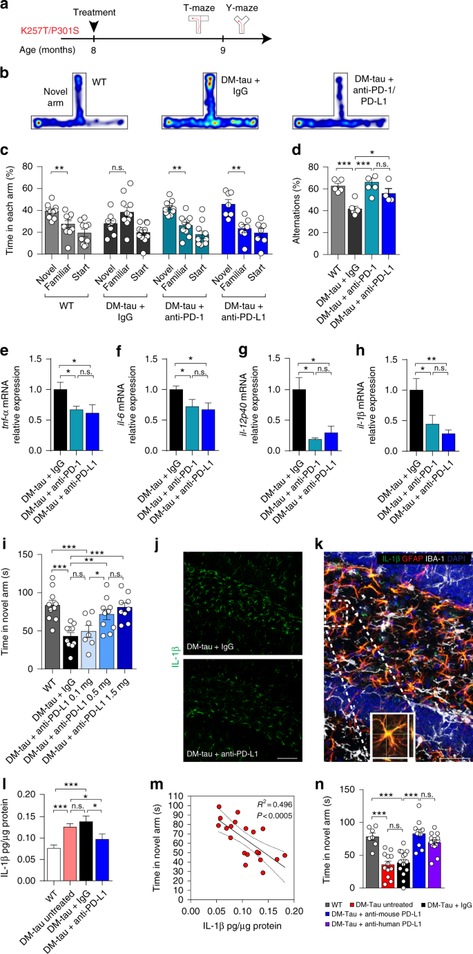 PD-1/PD-L1 checkpoint blockade harnesses monocyte-derived