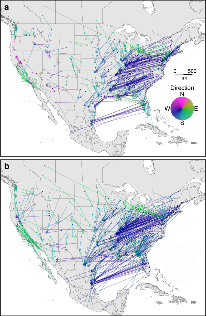 Contemporary climatic analogs for 540 North American urban areas in ...