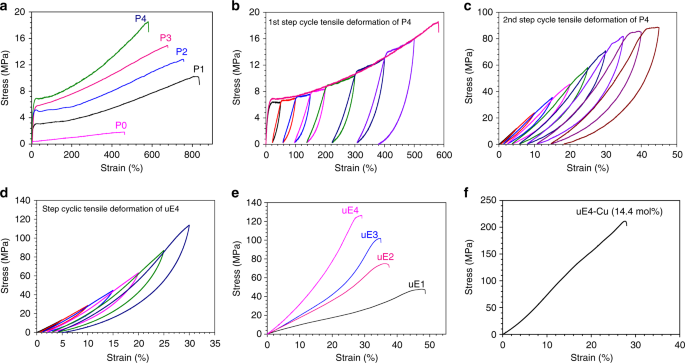 Ultra-strong long-chain polyamide elastomers with programmable
