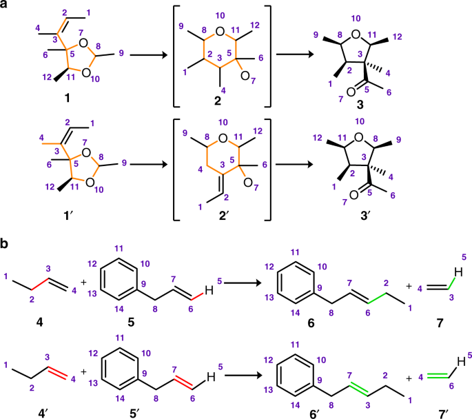 Automatic mapping of atoms across both simple and complex chemical