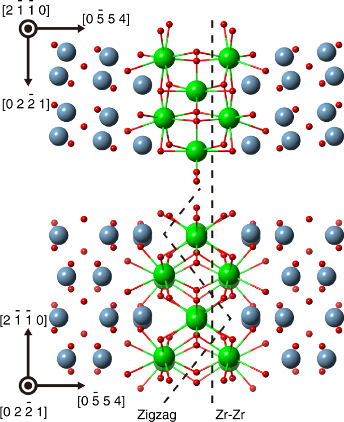 Direct observation of atomic-scale fracture path within ceramic