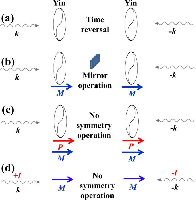 Broken symmetries, non-reciprocity, and multiferroicity | npj