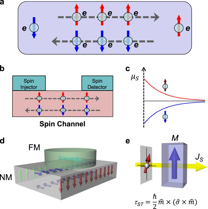 Quantum Materials For Spin And Charge Conversion Npj