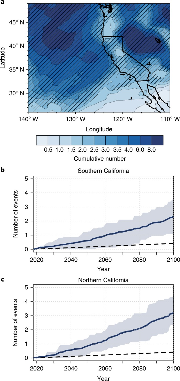 Increasing precipitation volatility in twenty-first-century