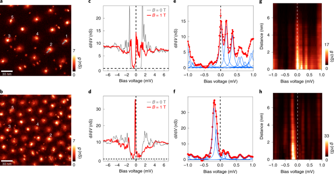Zero-energy vortex bound state in the superconducting topological