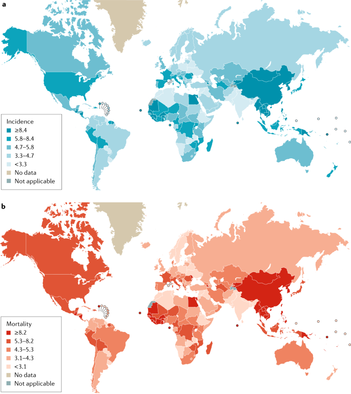 A global view of hepatocellular carcinoma: trends, risk