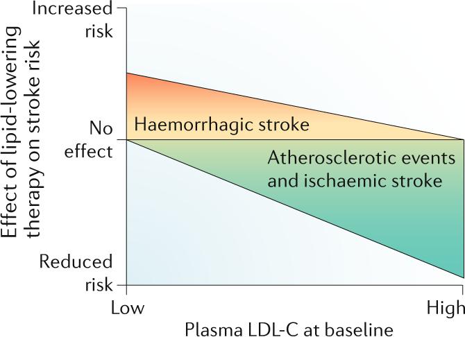 Lipid lowering and risk of haemorrhagic stroke in CKD