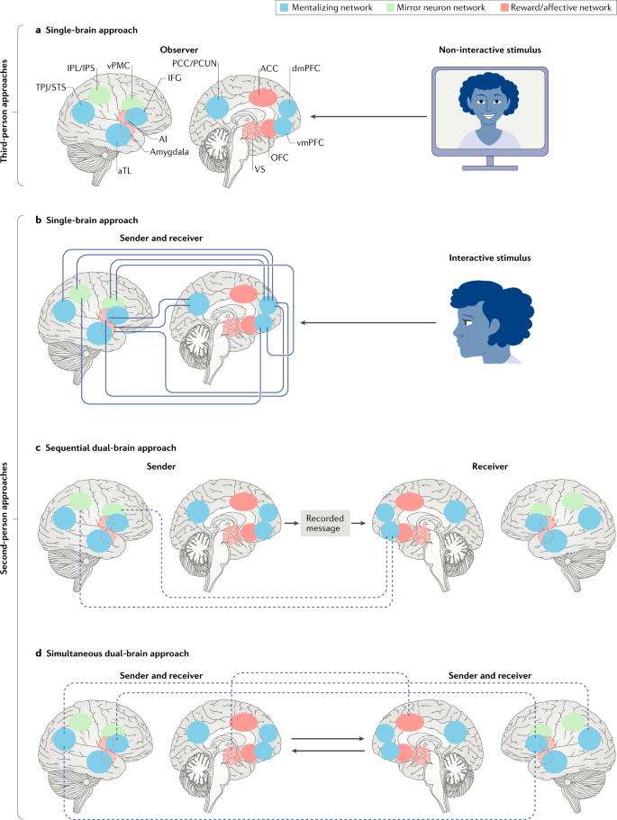 Using second-person neuroscience to elucidate the mechanisms
