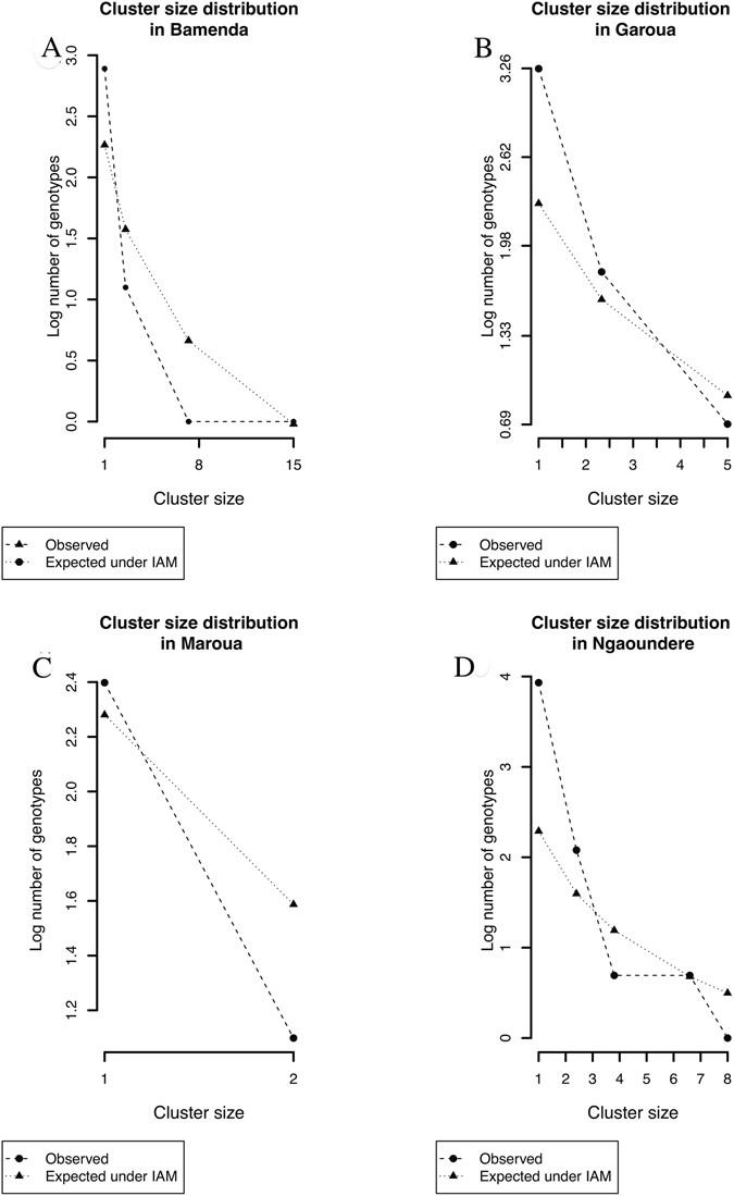 Molecular epidemiology of Mycobacterium bovis in Cameroon