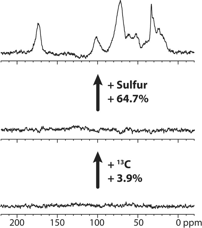 Large perturbations in CO 2 flux and subsequent